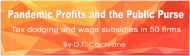 C4TF Report: Pandemic Profits and the Public Purse, by D.T. Cochrane